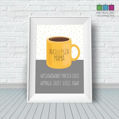Kawa na Dzień Matki