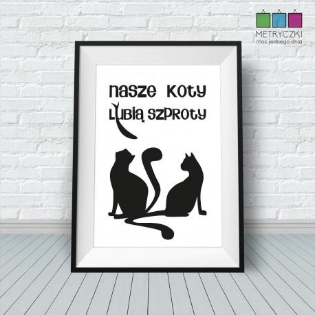 Koty szproty